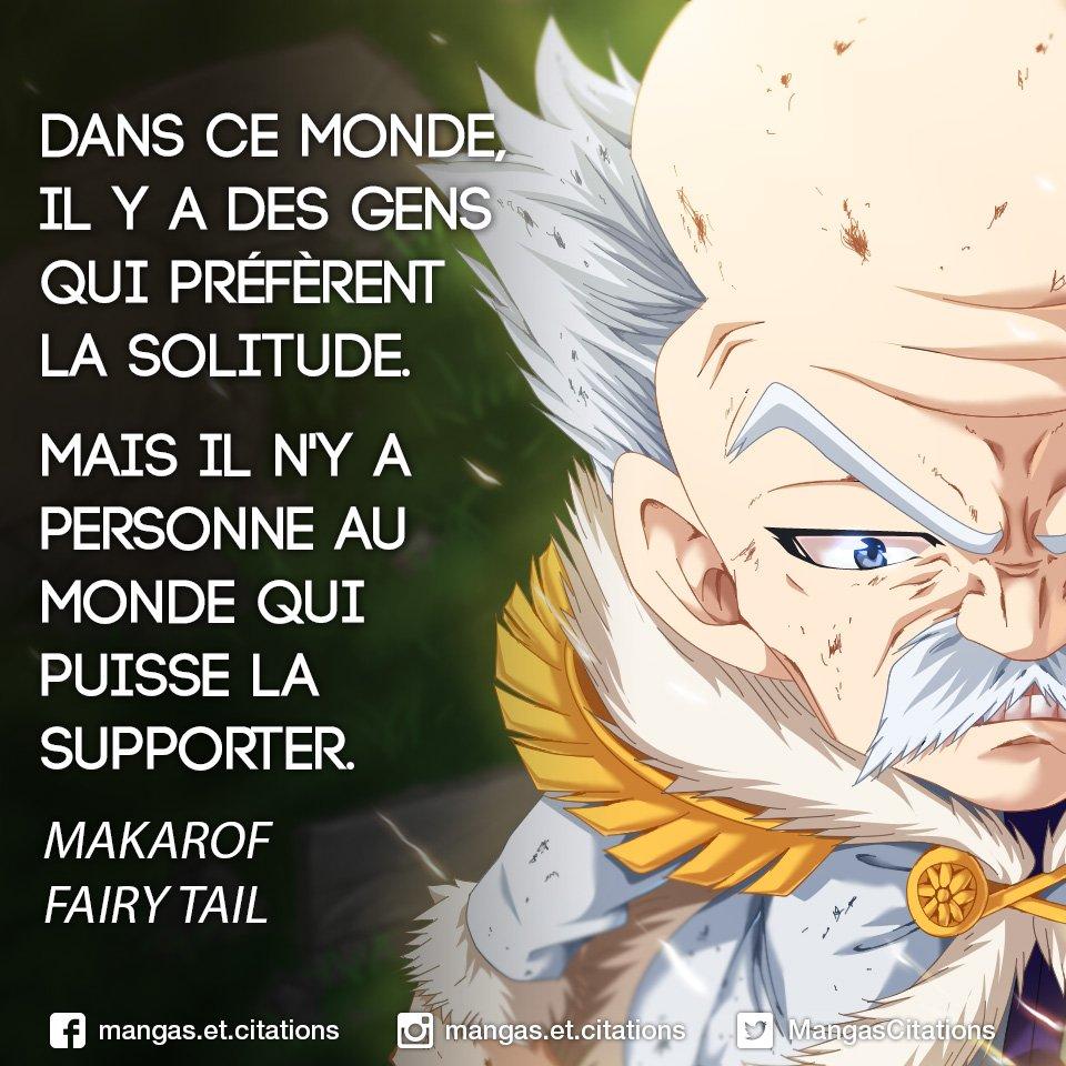 Citation Manga Anime On Twitter Et Mon Grand Pere Badass