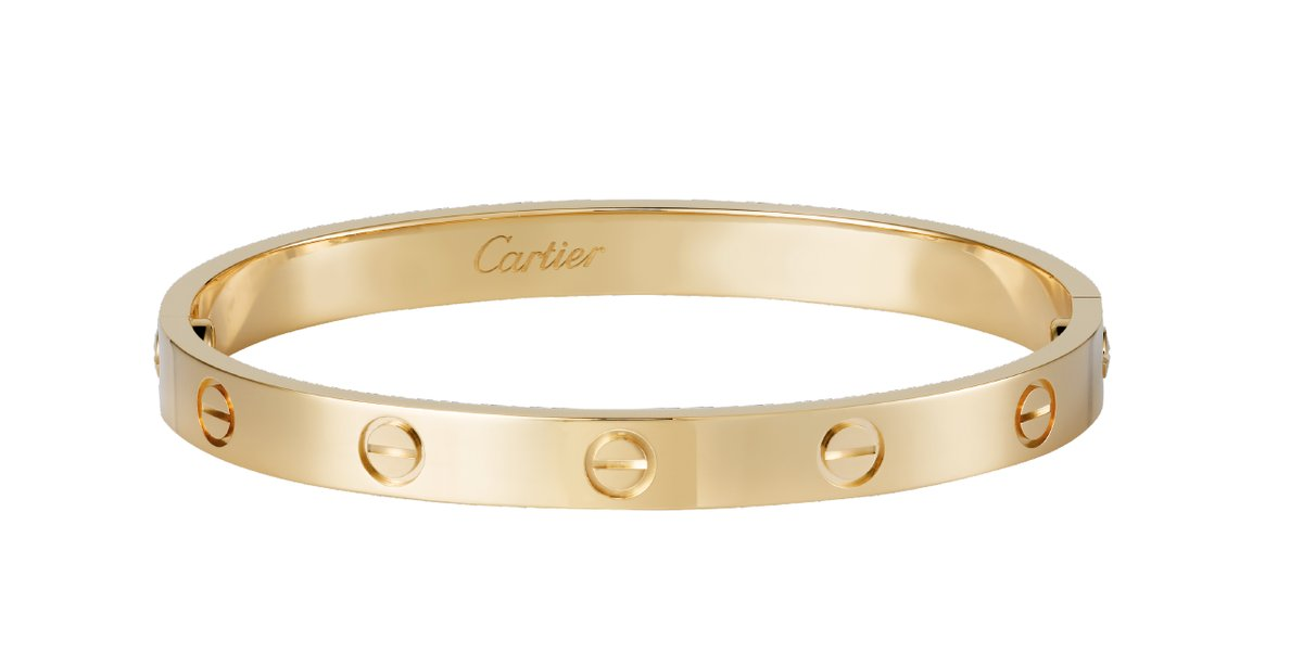 10 Things You Didn't Know About the Cartier Love Bracelet https://t.co/IsWezbrStS