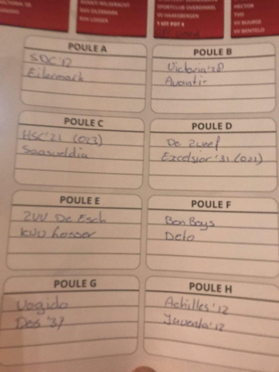 Ook pot 2 is leeg. #loting #tukkercup<br>http://pic.twitter.com/A0hNXNoVQQ