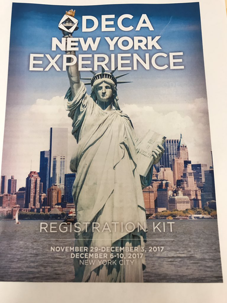 Image result for DECA New York Experience