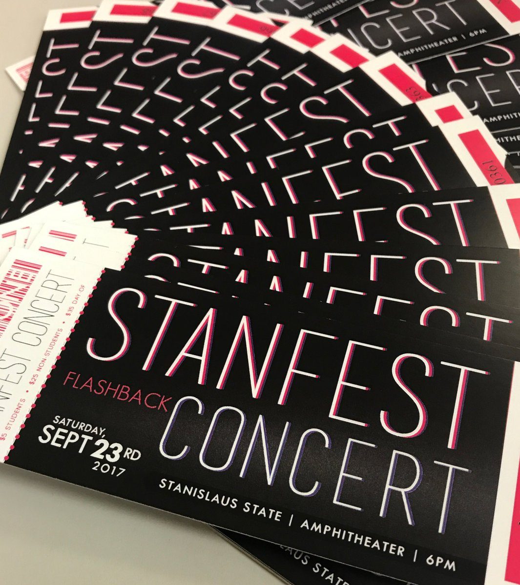 Warrior Activities On Twitter Have You Picked Up Your Ticket For Stanfest2017 Yet Only 5 At The Usu Service Desk Https T Co Ggt0ygfh3v