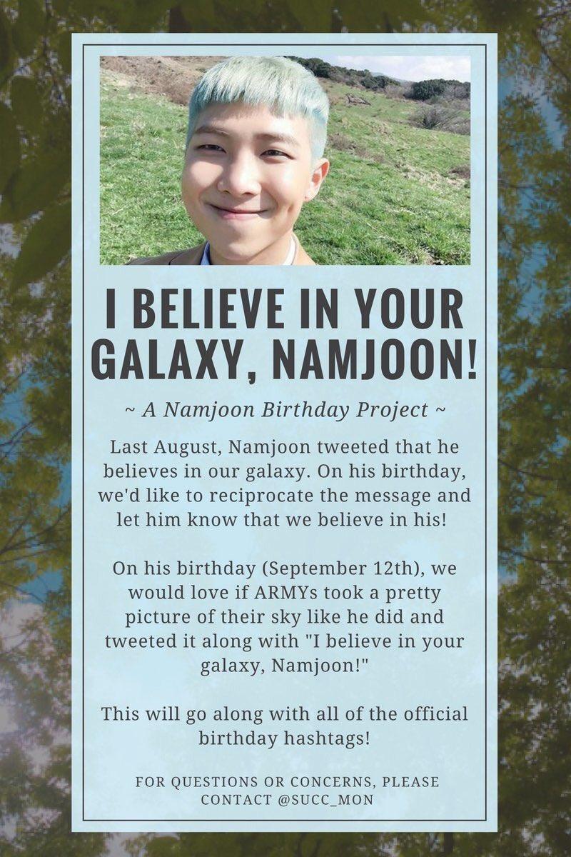 @BTS_twt @BAMA_Official Cr. @succ_mon Namjoon Birthday Project  #BAMA2017DiamondEdition_BTS #BAMA2017 <br>http://pic.twitter.com/Qgpz1TjTm8
