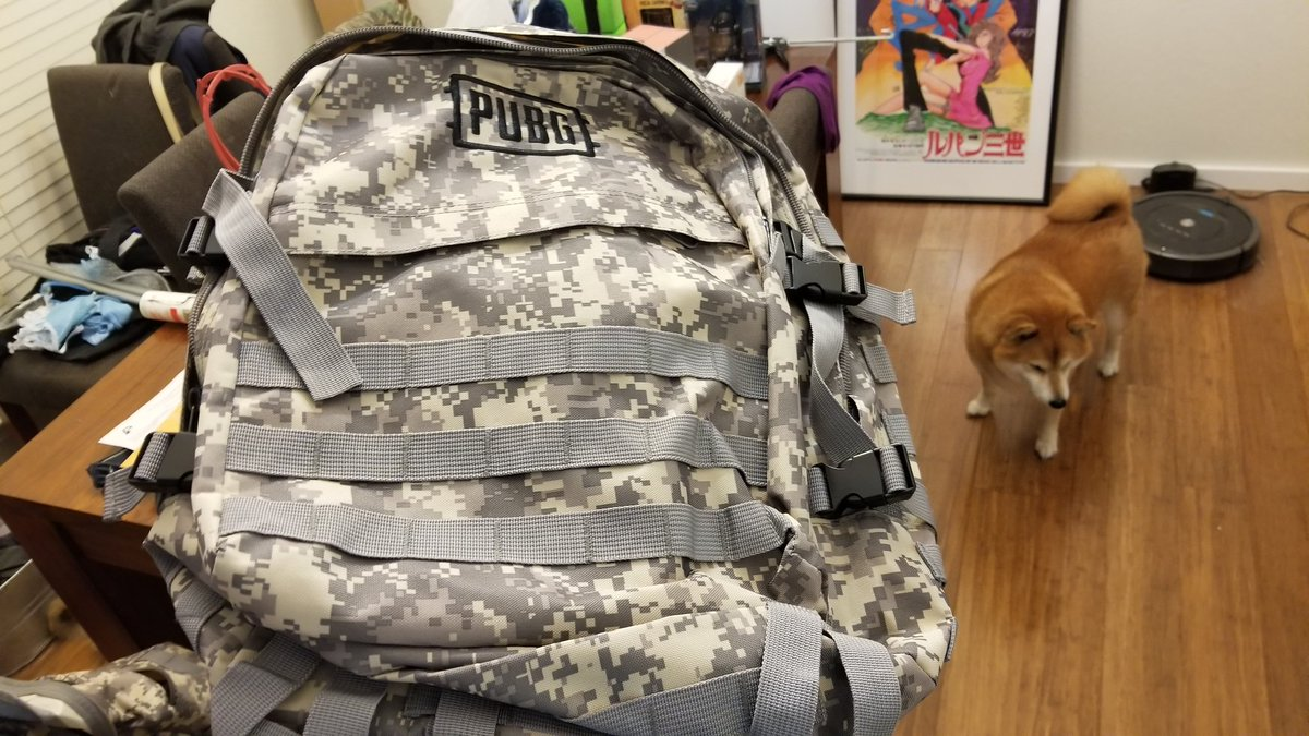 Drift0r On Twitter Anyone Interested In A Pubg Level 3 Bag