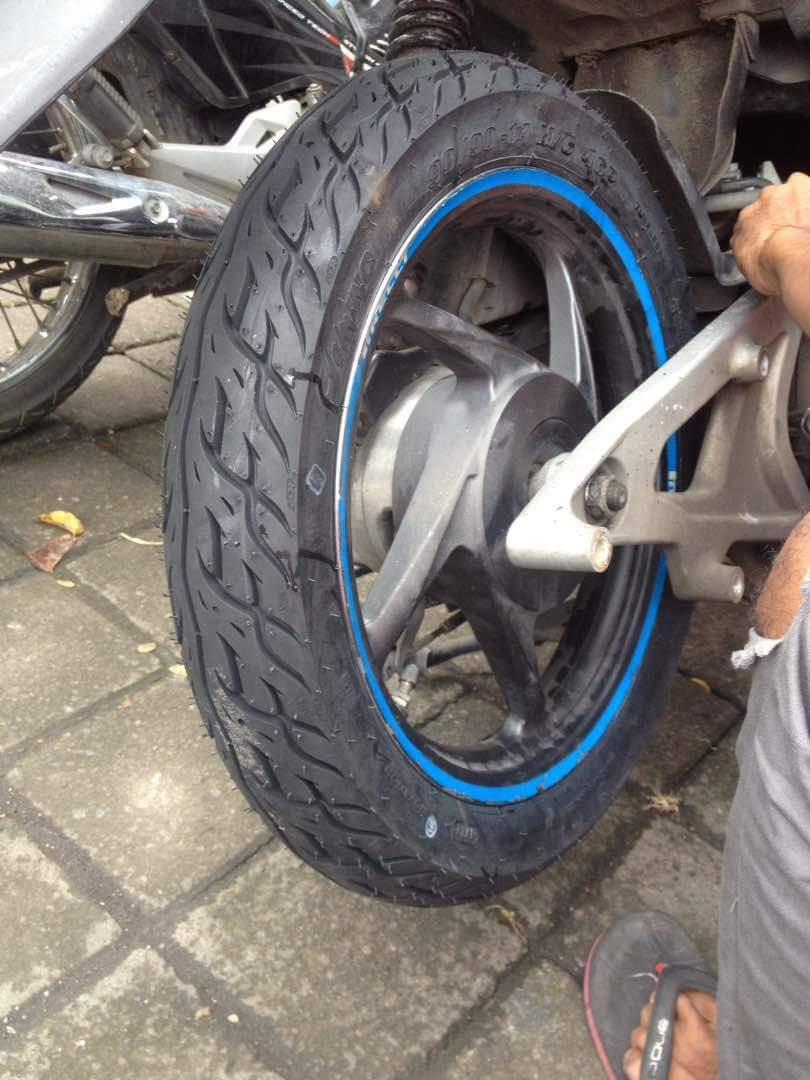 TIGA INTI MITRA BALI On Twitter New FDR Flemino Trendsetter Baru Ban Tubeless Untuk Motor Matic Ukuran Standar Tersedia Size 80 90 14
