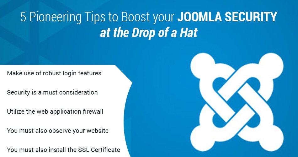 Ground-breaking tips to enhance your #Joomla security.  #JoomlaDeveloper   https:// goo.gl/LsCREa    <br>http://pic.twitter.com/UY7RtjSSTS
