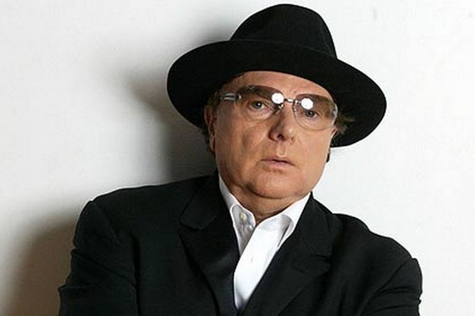 Van Morrison is 72 years old today. He was born on 31 August 1945 Happy birthday Van!