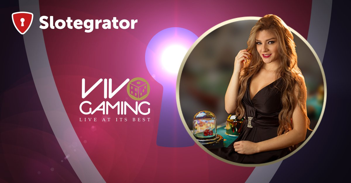 #Slotegrator is glad to inform about expanding the list of its partners with @Vivo Gaming company #unified_protocol  https:// slotegrator.com/developer_news /slotegrator-started-collaborating-with-vivo-gaming.html &nbsp; … <br>http://pic.twitter.com/8rW2mXc6CR