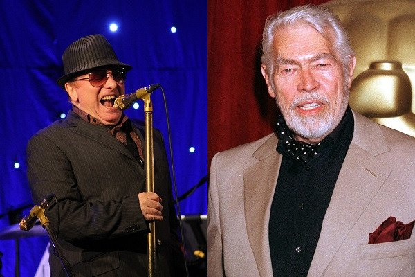August 31: Happy Birthday Van Morrison and James Coburn