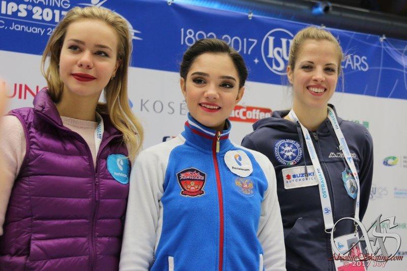 Чемпионат Европы-2018 (Jan 15 - Jan 21, 2018  Moscow /RUS) DIj54zgW0AITQl8