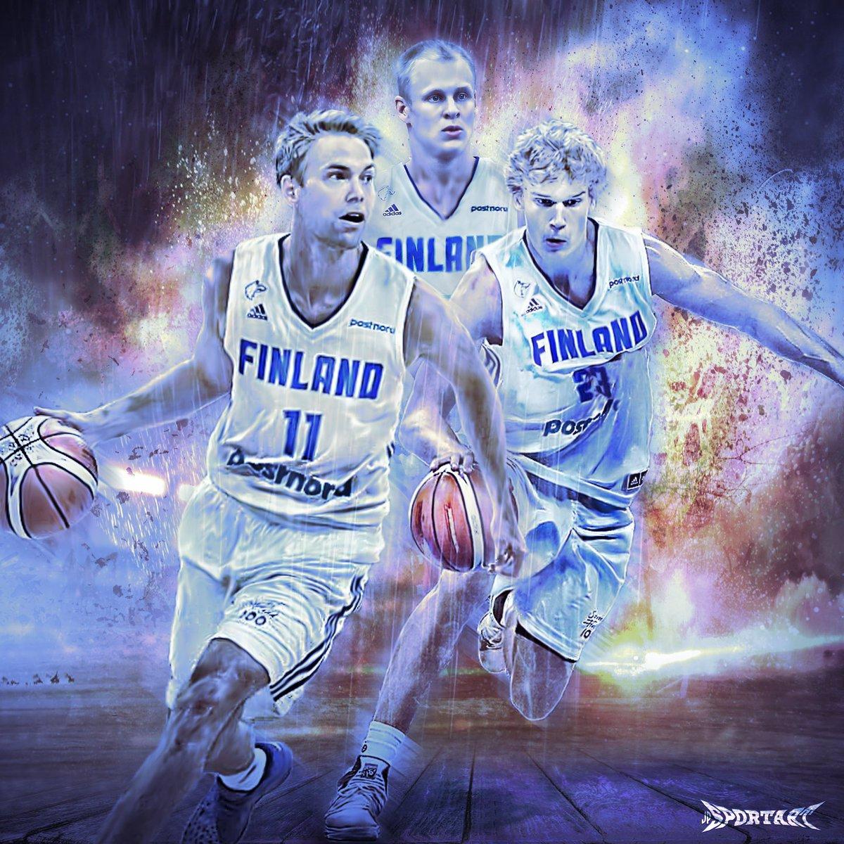 Let the show begin! #EuroBasket2017 #Susijengi #basketball #artwork ht...