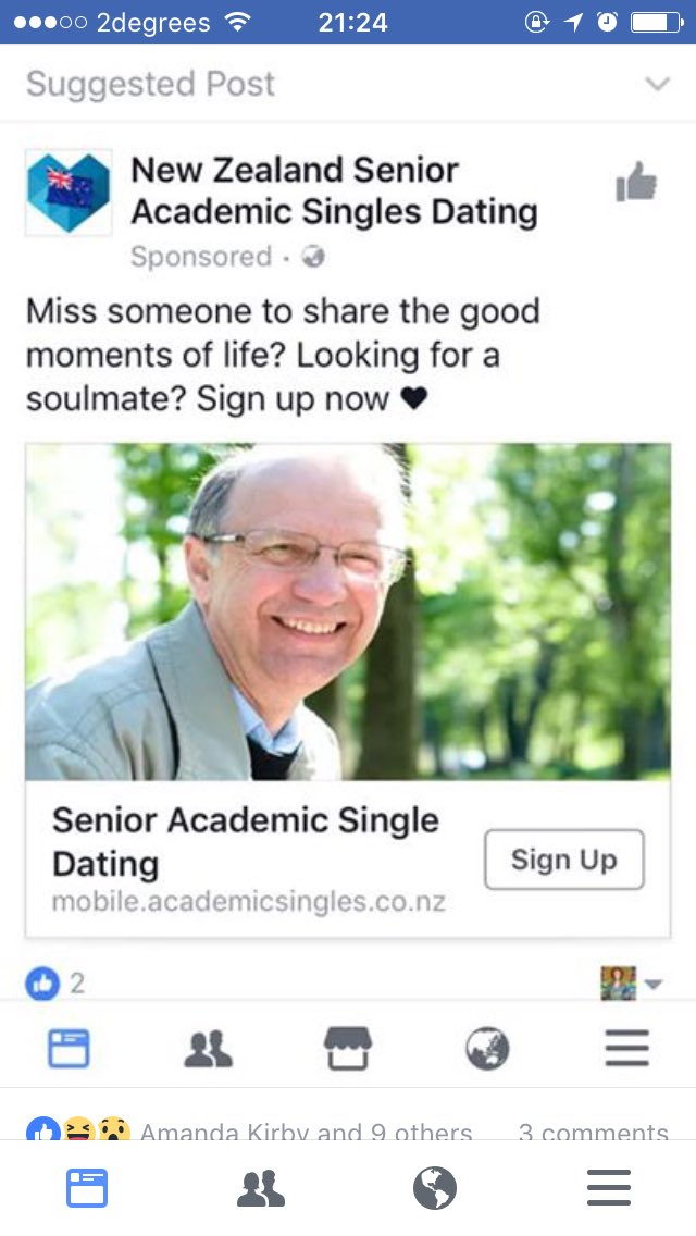 Nz dating sign up