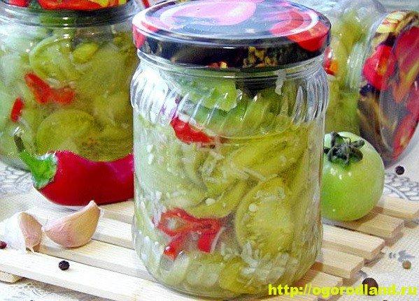 Салаты на зиму из помидор и перцев самые вкусные рецепты с фото
