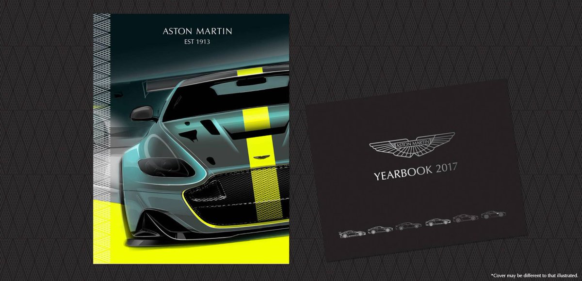 Aston Martin On Twitter The Aston Martin Yearbook Celebrates 12 Months In The Life Of Aston Martin Designed To Be Collected And Treasured Https T Co Zsvw3q2fog Https T Co Rehscwawlo