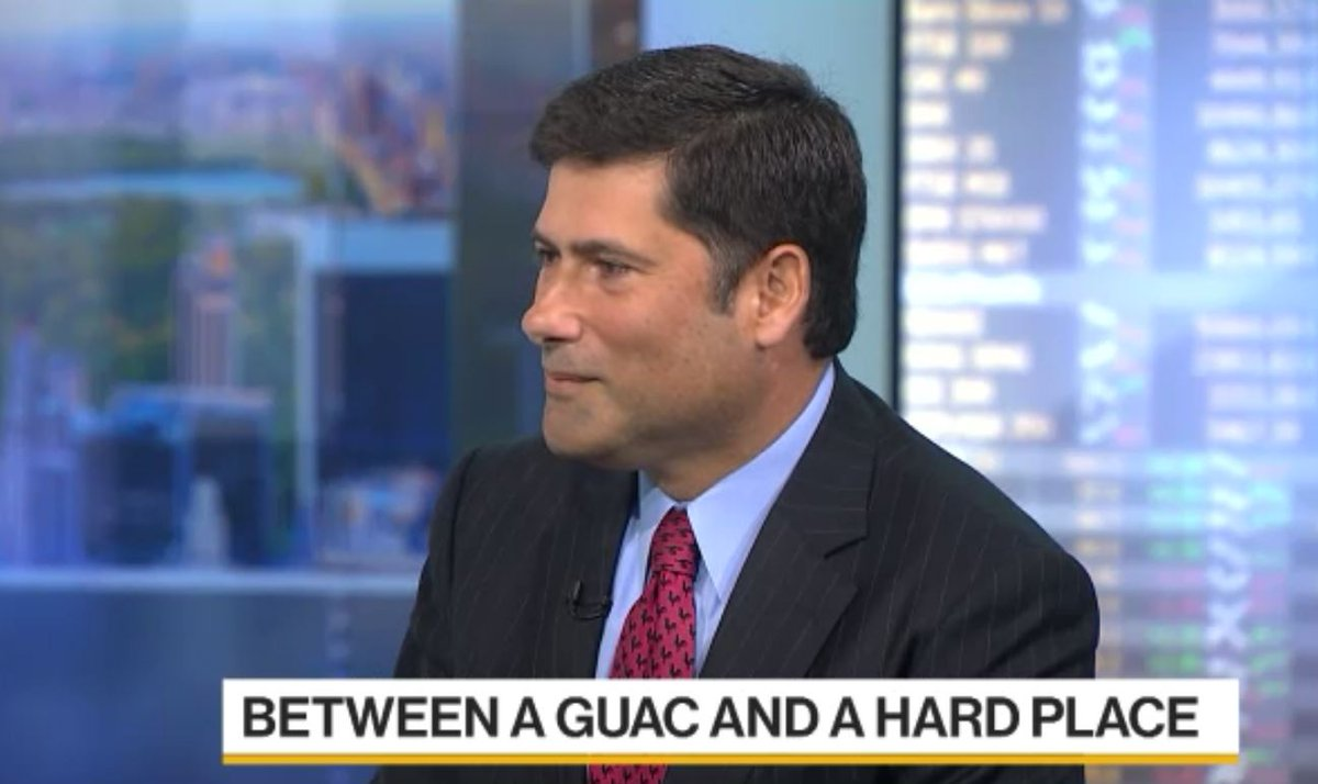 Early contender for chyron of the day (@BloombergTV)