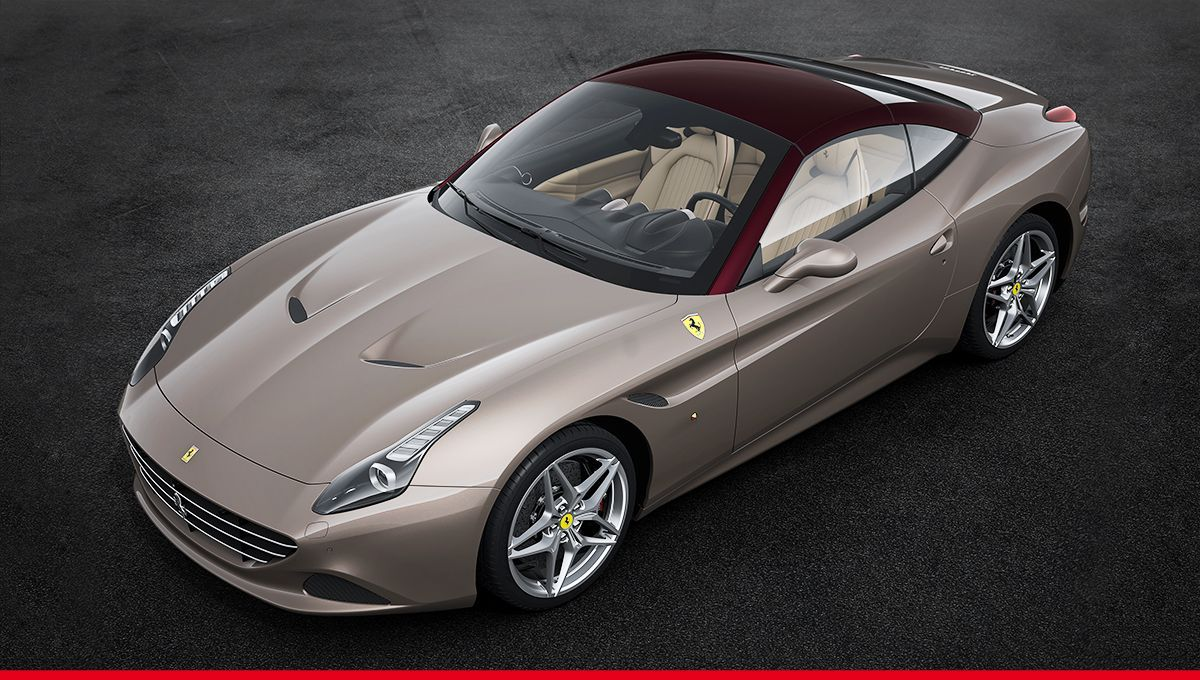 Ferrari On Twitter Here Is The Grand Tourer One Of Our