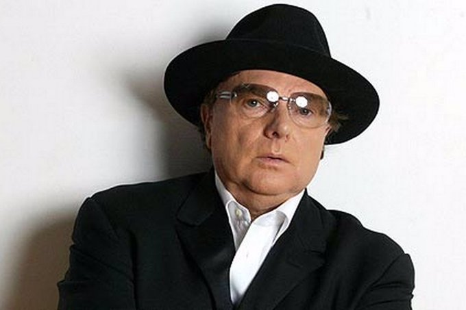Good afternoon & happy birthday Van Morrison, 72 Famous for inventing the grocery delivery service