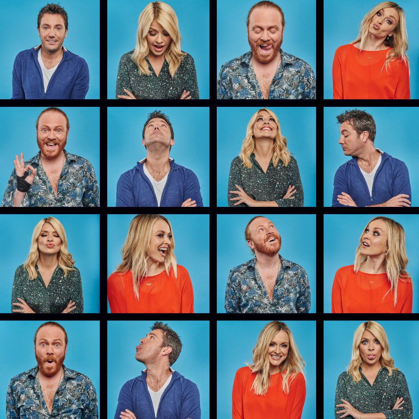 Say hello to the juicy bunch! 🍋 @CelebJuice back on your screens 14th September at 10pm on @ITV2 #CelebJuice x https://t.co/79LI4mnYkG