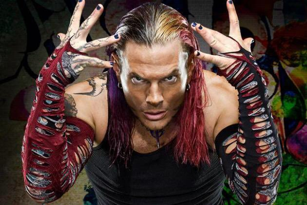 Happy Birthday To Jeff Hardy!!