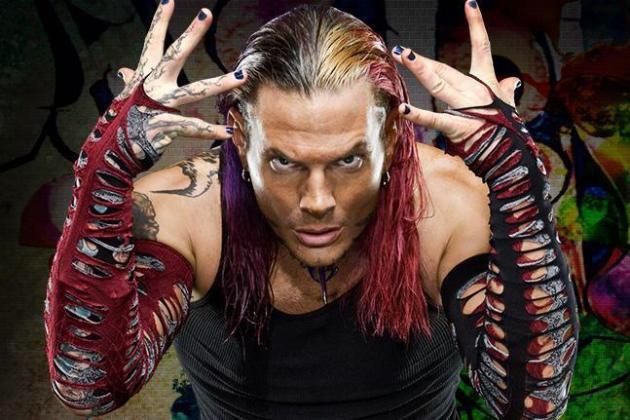 Happy Birthday To Jeff Hardy!!