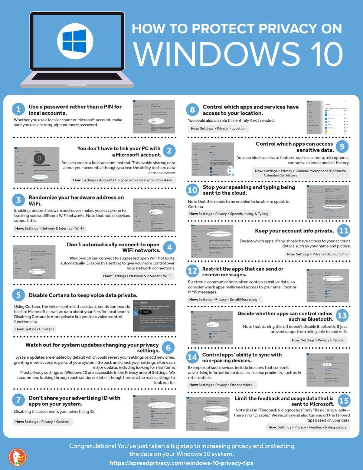 By Photo Congress || Windows devices bluetooth advertisement Example