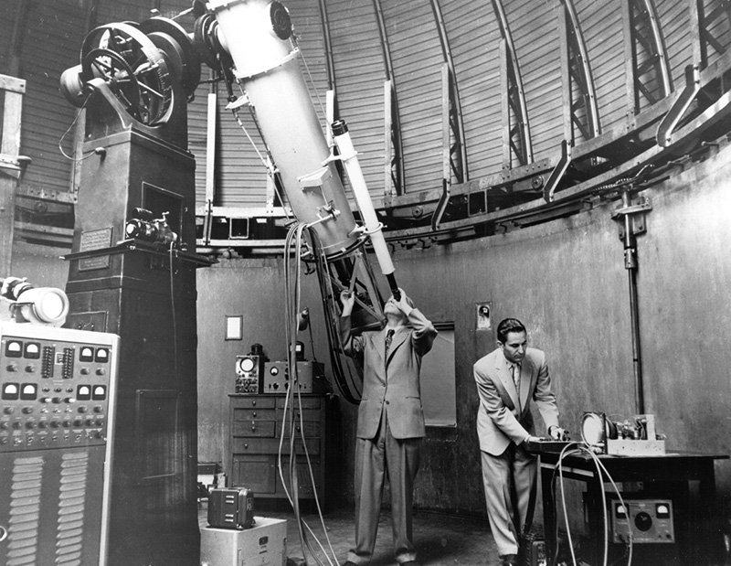 Project Cat Eye in the 1950s was a #basicresearch effort to amplify light. #TBT #AFRL100Years @AFOSR<br>http://pic.twitter.com/fGKt4Zi0D6