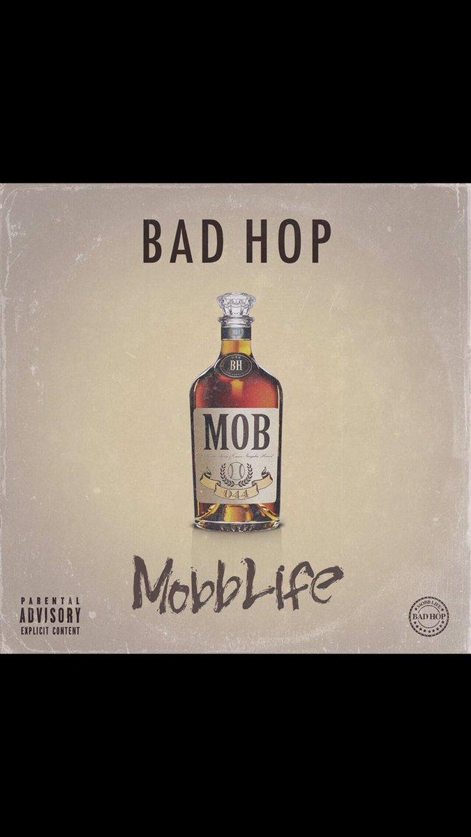 🚨明日21時🚨  BAD HOP NEW ALBUM 「Mobb Life」から  「口だけ - YZERR & Benjazzy」  「Super Car - Tiji Jojo & Yellow Pato」  先行で二曲のAudioをYouTubeにて公開🔥🔥