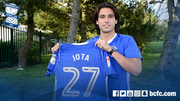 OFFICIAL: We're delighted to announce that Jota has signed for a Club record transfer fee 👉 https://t.co/z3ClvHwFYo #BCFC https://t.co/yshuuN9izs