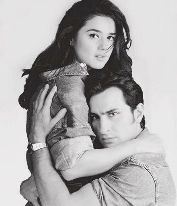Blast from the past ! Saif & my first photo shoot together 👌 #2000 #Saif #throwbackthursday ting😘 https://t.co/MUq1OHLKJO