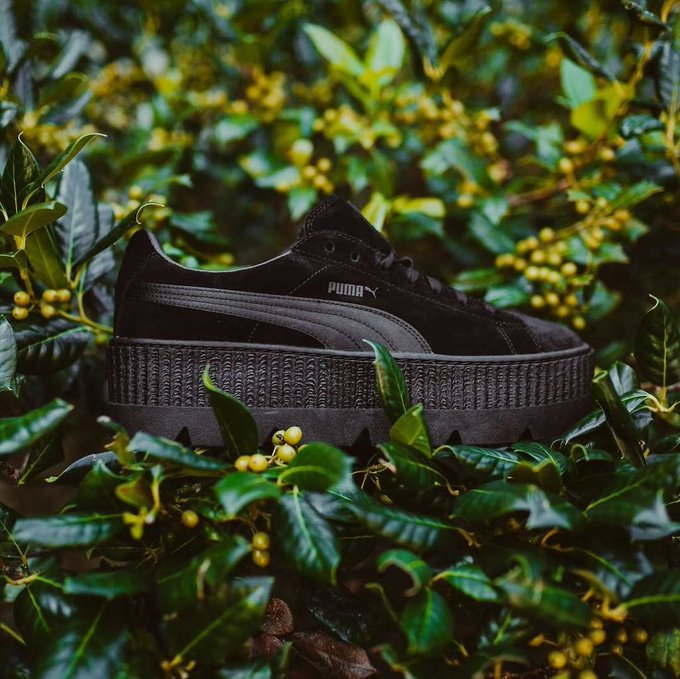 %name Rihanna x Puma Fenty Cleated Creeper Now Available: Purchase Links