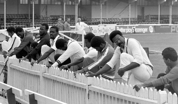 Happy birthday to one of cricket\s great captains, Clive Lloyd!