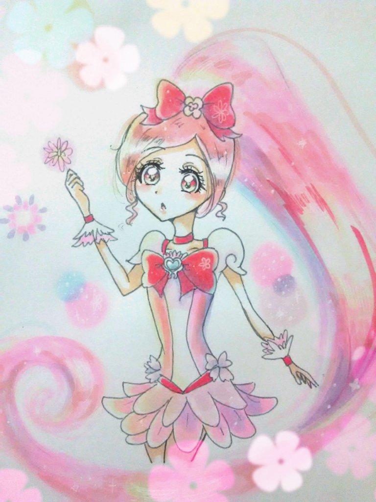 ルビィ**バレエの発表会〜 (@mYGmIROcqlBisai)さんのイラスト
