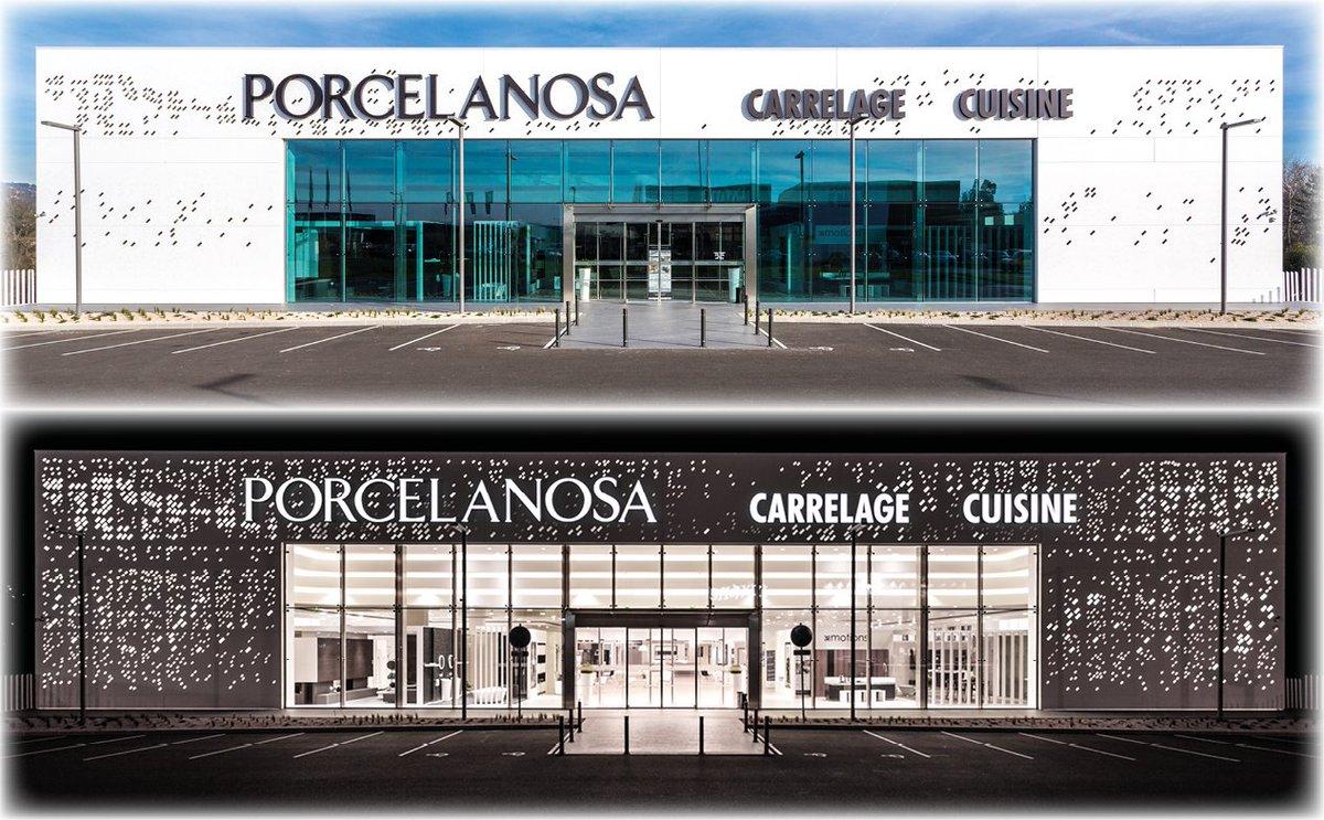 Krion porcelanosa krion design twitter - Fachadas de locales comerciales ...