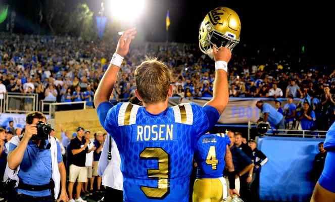 Three Days   @UCLAFootball   #GoBruins #BeatTAMU https://t.co/v2u3N0VfVt