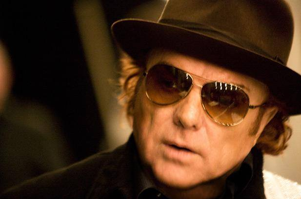 Happy Birthday Van Morrison. Born in Belfast Northern Ireland. 72 years strong