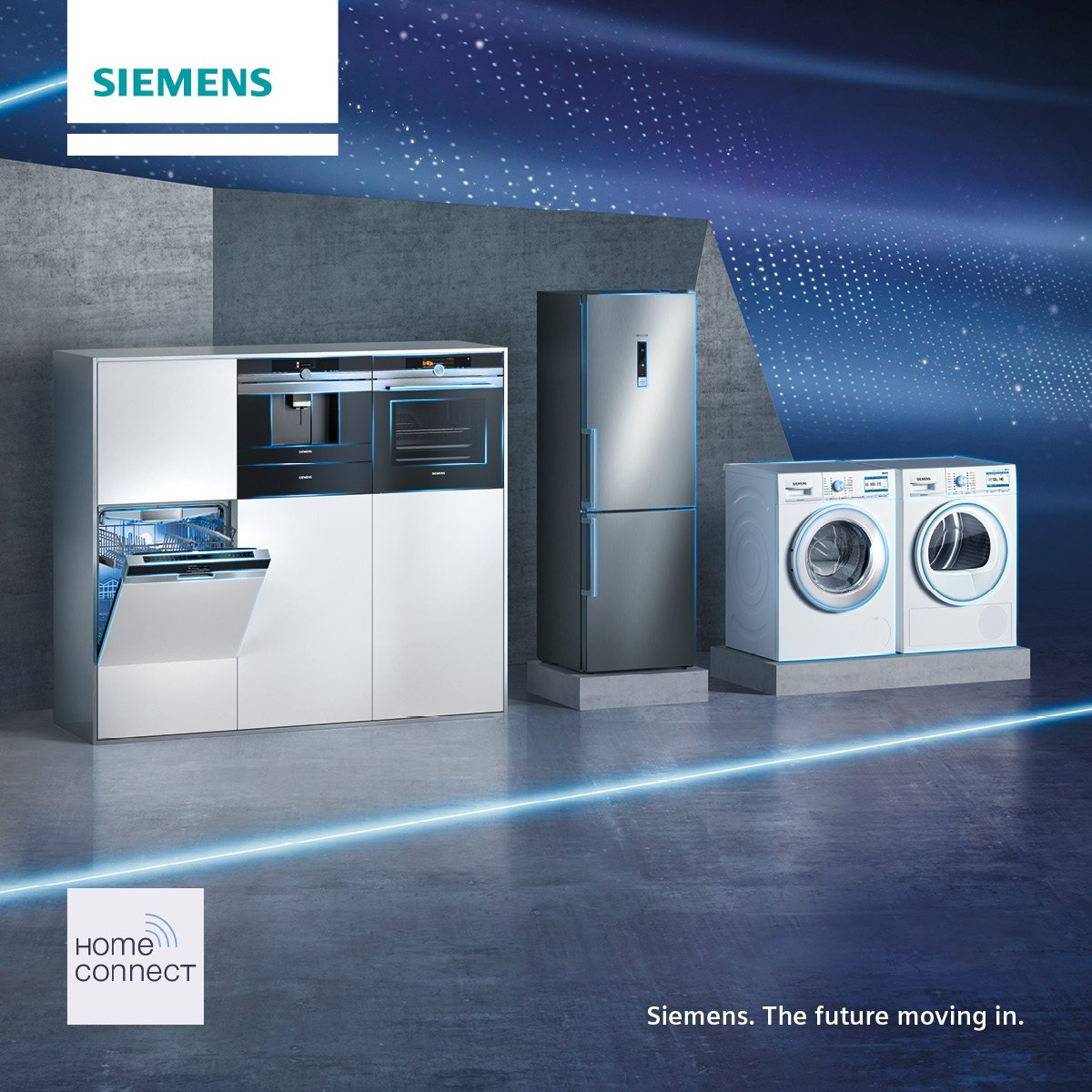"siemens home uk on twitter: ""the home connect app doesn't just let"