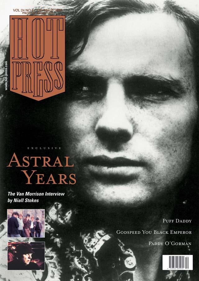 Happy birthday Van Morrison!