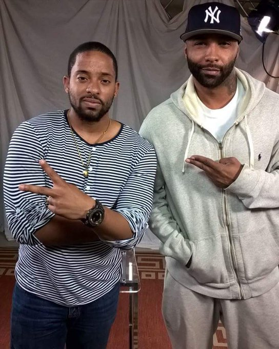 Happy Birthday Joe Budden. You\re Still My Favorite MC. I\d Tag Him, But He Blocked Me Years Ago