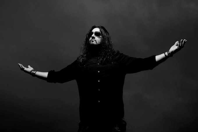 "Please help us wish a very happy 50th birthday to ""The Atomic Clock\"" Gene Hoglan!"