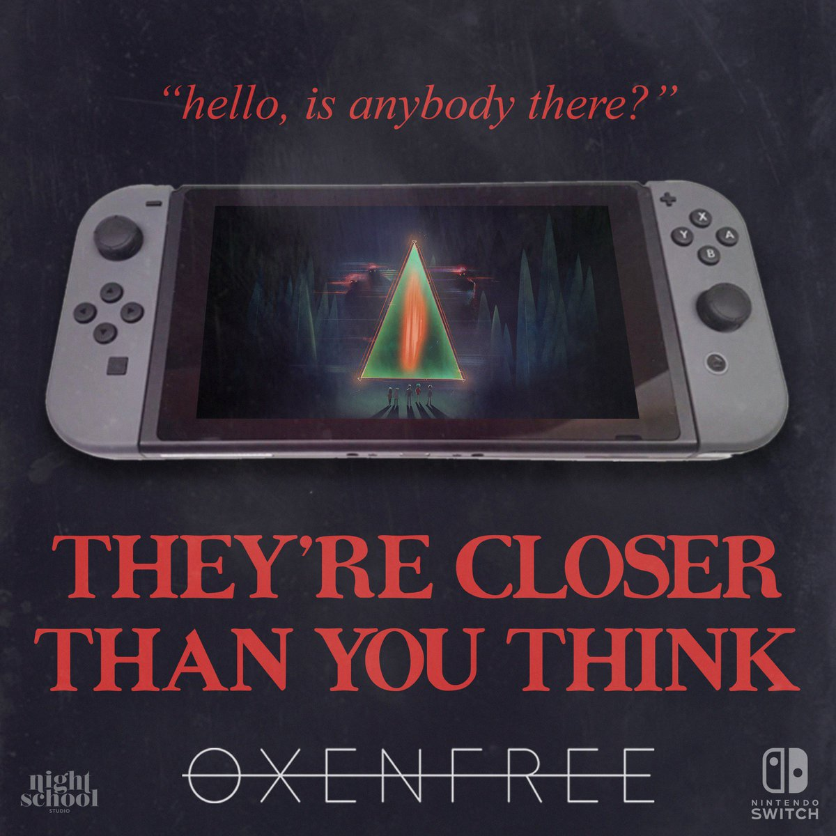 Nintendo Switch Version Of Acclaimed Adventure Game Oxenfree Confirmed