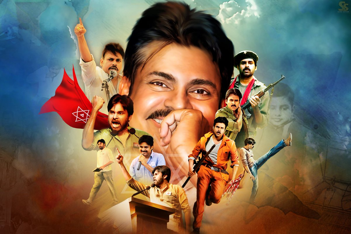 "trendpspk | 9394022222 on twitter: ""advance happy birthday pawan"
