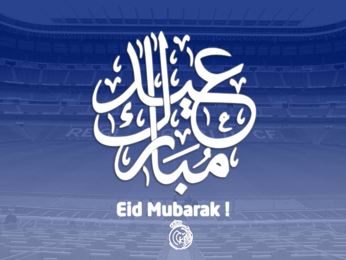 Eid Mubarak to all our followers celebrating. May it bring peace and happiness to you all. https://t.co/Cq1VmWKvVt