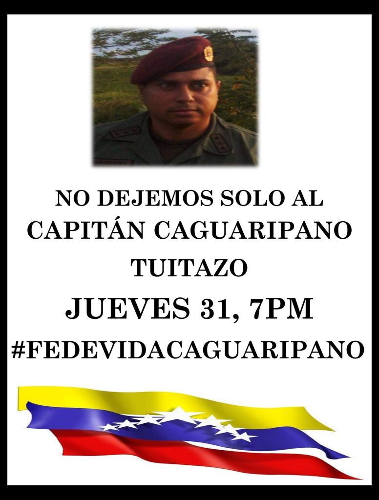 UNETE AL TWITTAZO x Caguaripano. https://t.co/NtENc4yAe3