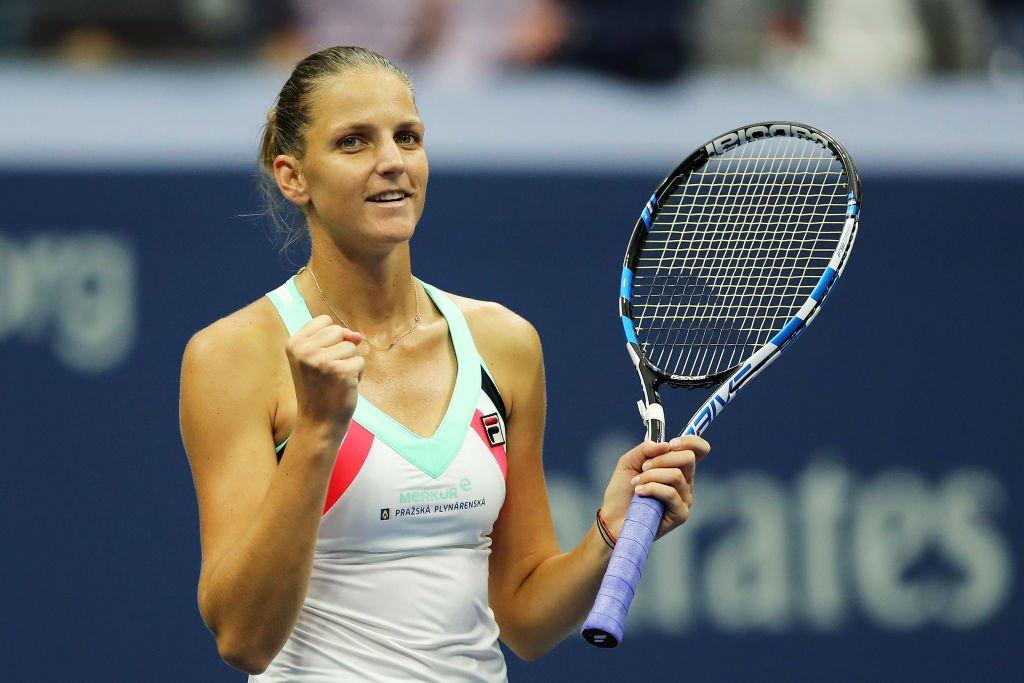 Karolína Plíšková po obratu splnila roli favoritky a na US Open postupuje