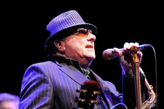Happy birthday, Van Morrison! 72, today!