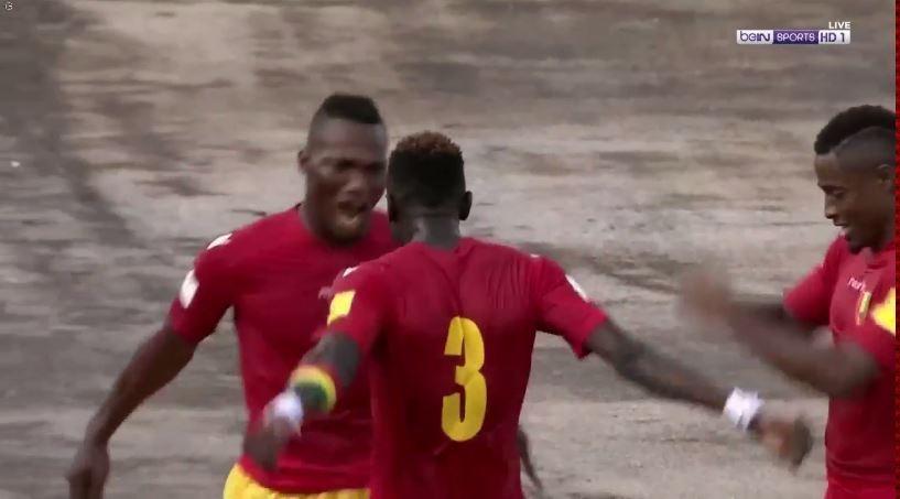 VIDEO: les buts du match #Guinée – #Lybie #Kibaro #Foot224 #GUILYB  http://www. foot224.net/2017/08/31/vid eo-buts-match-guinee-lybie/ &nbsp; … <br>http://pic.twitter.com/bpay4avh3J