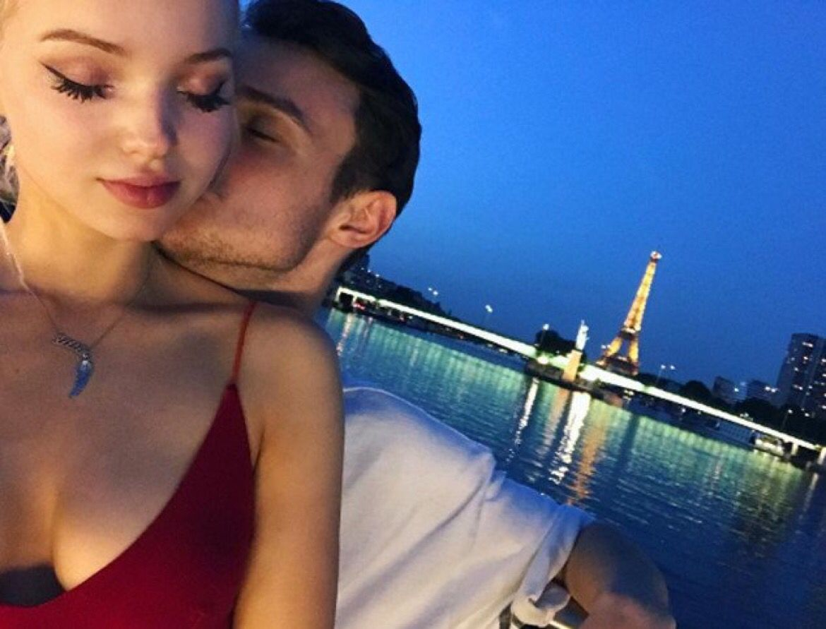 Cameron Thomas Doherty Adorable Instagram Bring Dove Cameron