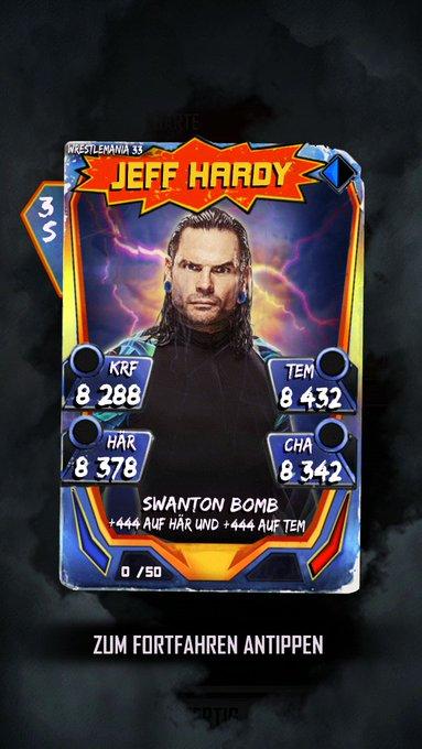 Happy Birthday. Jeff hardy