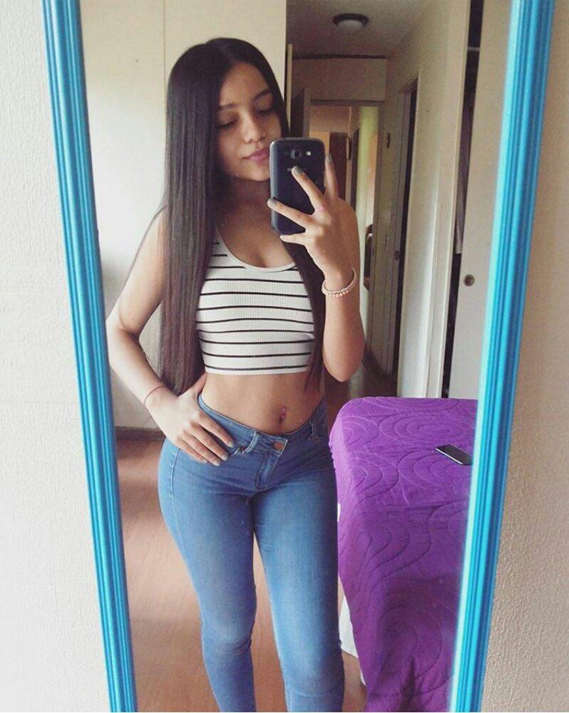 Jeans teen tight 7 struggles