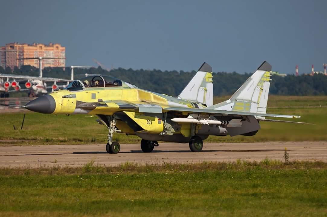موقع Defence Blog : مصر تتسلم أول مقاتلتين من طراز MIG-35 قريباً  - صفحة 6 DIlagzbXgAEynaD
