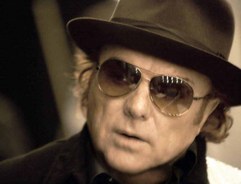 August 31: Happy 72nd Birthday Van Morrison  via